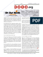 11213.org Issue 5 - 16 Teves 5774
