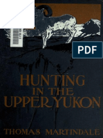 Hunting in the Upper Yukon, Thomas Martindale 1913