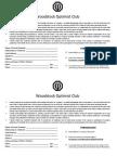 Woodstock Optimist Club Photo Release Form