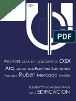 Paneles. Ruben Mercado 7SEM