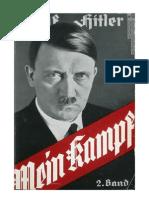 Minha Luta - Adolf Hitler