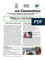 Alamance Partnership for Children and Alamance Alliance for Children and Families Winter Newsletter 2013
