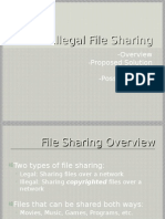 Illegal File Sharing