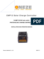 Solarni Kontroler 3 KEMO