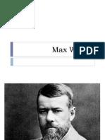 Max Weber (2)