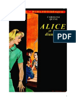Caroline Quine Alice Roy 04 IB Alice Et Les Diamants 1930