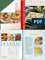 Lasagne e Cannelloni La Cucina Golosa
