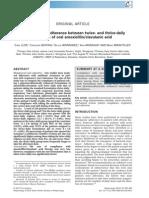 faringitis terapi