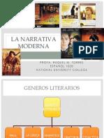 la novela como genero literario