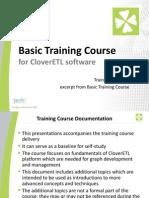 Cloveretl Basic Training Teaser 120206083116 Phpapp01(1)