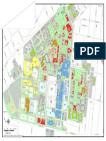 Vanderbilt Color Campus Map