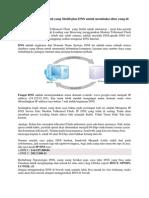 IP DNS Telkomsel Flash yang Stabil plus DNS untuk membuka situs yang di Blokir.docx