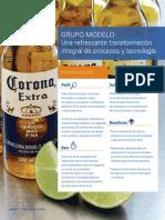 Historia Exito Grupo Modelo