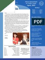 Altrusa July09 Newsletter