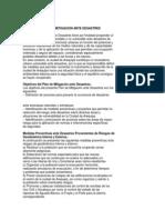 PERFIL DEL PLAN DE MITIGACION ANTE DESASTRES.docx