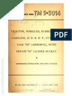 TM 9-813 WHITE, CORBITT AND BROCKWAY 6-TON TRUCK, 1944