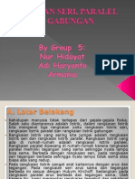 By Group 5.Seri Paralel