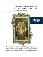 Fiesta de Nuestra Señora
