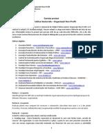 Cerinte Proiect ONP - CRP Zi 2012-2013