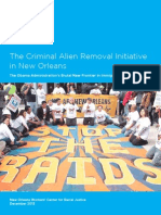 New Orleans Workers' Center for Racial Justice report