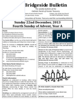 2013-12-22 - 4th Advent A