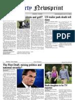 Libertynewsprint 8-31-09 Edition