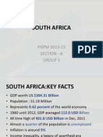 South Africa Economy
