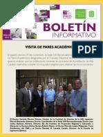 Boletín de fin de año Sede UIS Barrancabermeja.