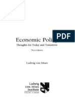 Economic Policy Thoughts for Today and Tomorrow-OCR