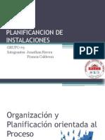 Planificancion de Instalaciones - Grupo #9