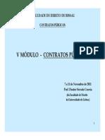 Contratos Públicos pdf Servulo Correia