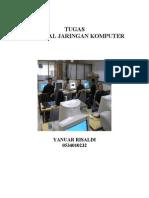 Proposal Jaringan Komputer