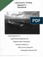 Ndt Handbook