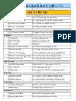 Danh sach khach hang MEDICA ( mới)