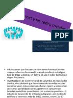El Internet y Las Redes Sociales
