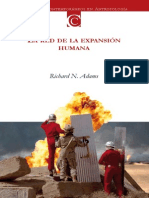 Adams, Richard - La red de la expansión humana