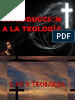 Introducción a la teología 1-1