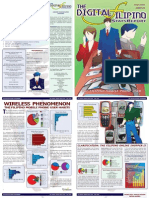 Filipino Mobile Phone User Report - DigitalFilipino StatsReport (2nd issue)