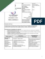 CS104 - Física General I