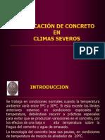 Concreto en Climas Extremos