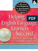 Helping English Learner Success