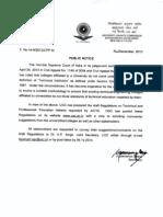 8410050 Draft Regulations on Tech and Prof Edu