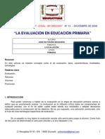 evaluacion primaria