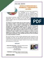 USO DE LAS TECNOLOGIAS DE LA INFORMACION Y COMUNICACIÓN EN LOS NIÑOS.docx