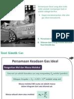 Bab 8 Teori Kinetik Gas
