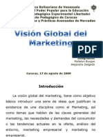 Visión Global del Marketing