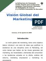 Visión Global del Marketing