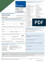 ASME Membership in Peru Professional Application