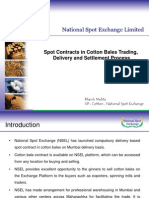 Bhavik Mehta(Cotton Specification)