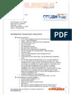Amgen - CRUSH Report - 09B2